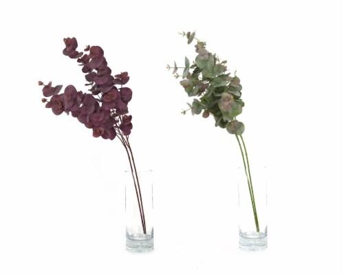 Silkcraft Eucalyptus Stem Articifial Plant Perspective: front