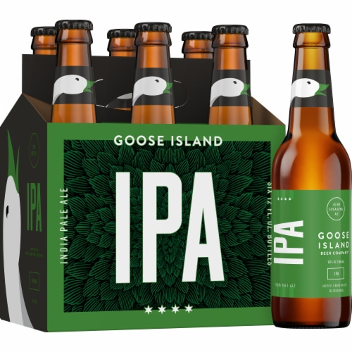 Goose Island IPA Perspective: front
