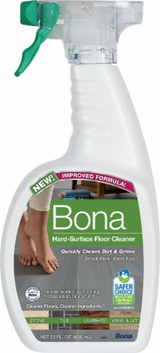 Bona Stone Tile and Laminate Floor Cleaner Perspective: front