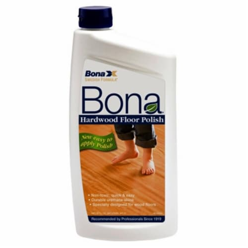 Bona  Low Gloss  Hardwood Floor Polish  Liquid  36 oz. - Case Of: 1; Perspective: front