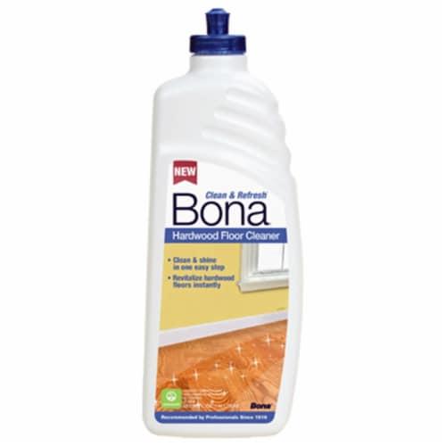 Bona Clean & Refresh 36 Oz. Hardwood Floor Cleaner WM700059009 Perspective: front