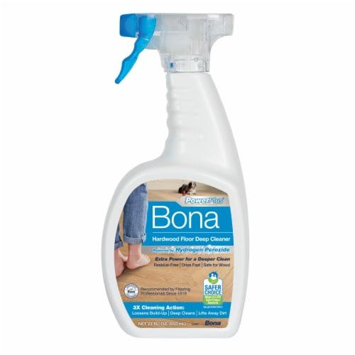 Bona PowerPlus Hardwood Floor Deep Cleaner Perspective: front