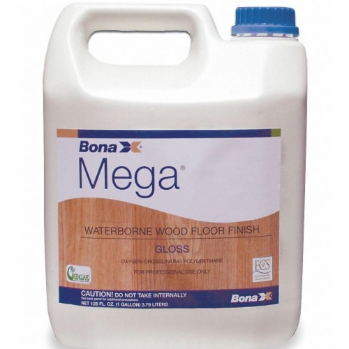 Bona Floor Finish,Gloss,2 to 3 hr.,1 gal.  WT130018001 Perspective: front