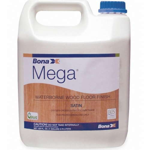 Bona Floor Finish,Satin,1 gal.,2 to 3 hr.  WT130618001 Perspective: front