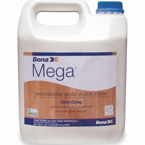 Bona Floor Finish,Semi-Gloss,1 gal.,2 to 3 hr  WT130318001 Perspective: front