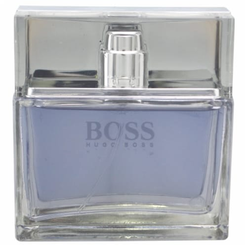 Hugo Boss Boss Pure EDT Spray (Tester) 1.6 oz Perspective: front