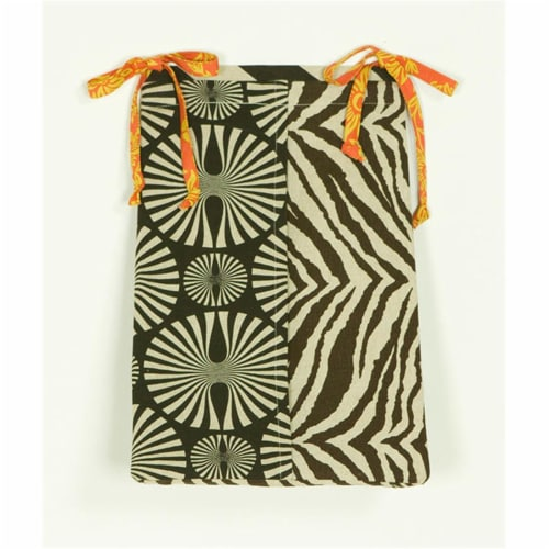 N. Selby ZUDS Zumba Diaper Stacker Perspective: front