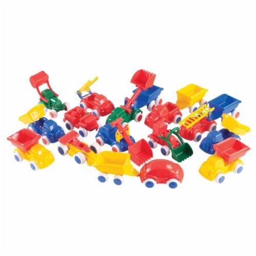 Viking Toys Toddler Bigger Vehicle Fun Set Assortment Perspective: front