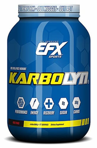 All American EFX  Karbolyn®   Fearless Fruit Punch Perspective: front