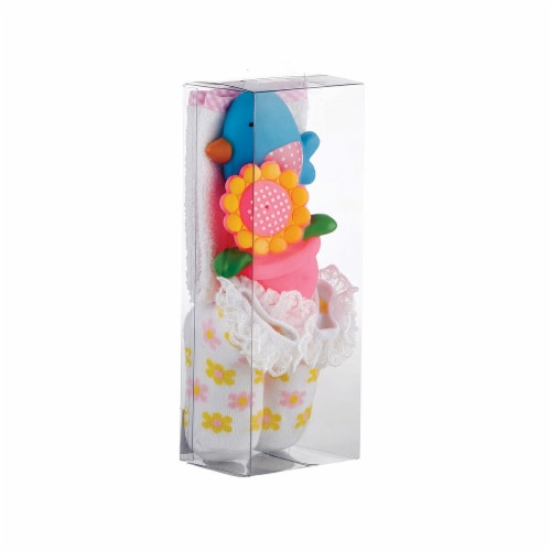 Stephan Baby 625007 Flower Squirter Set - Pack of 4 Perspective: front