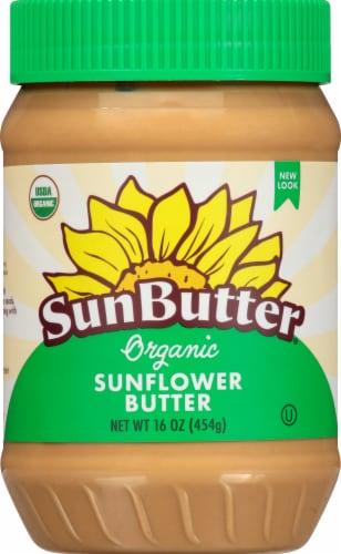 SunButter Organic Sunflower Butter Perspective: front