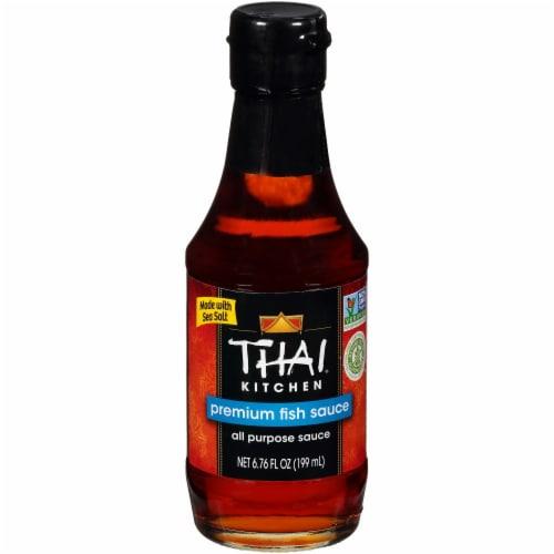 Thai Kitchen Premium Fish Sauce Perspective: front
