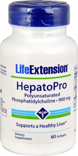Life Extension  Hepatopro Perspective: front