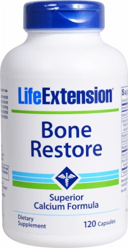 Life Extension  Bone Restore Perspective: front