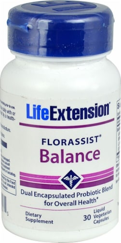 Life Extension  FlorAssist® Balance Perspective: front