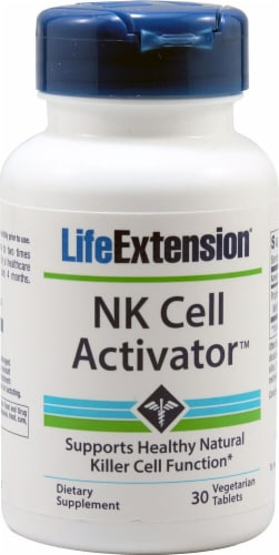 Life Extension  NK Cell Activator™ Perspective: front