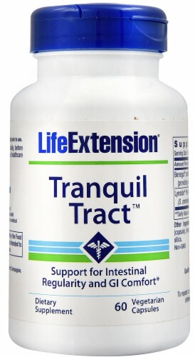 Life Extension  Tranquil Tract™ Perspective: front