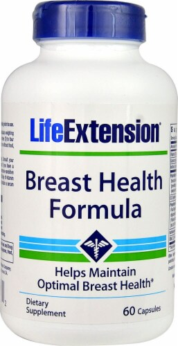 Life Extension  Breast Health Formula Perspective: front
