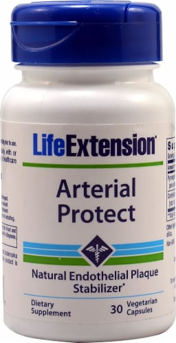 Life Extension  Arterial Protect Perspective: front