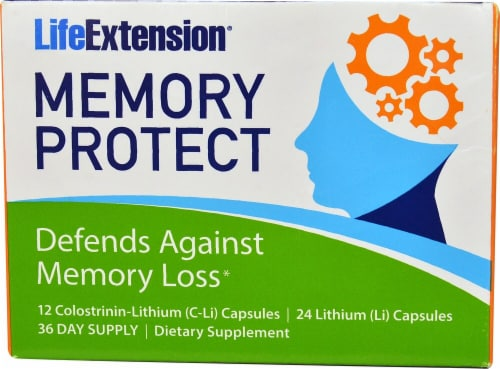 Life Extension  Memory Protect Perspective: front