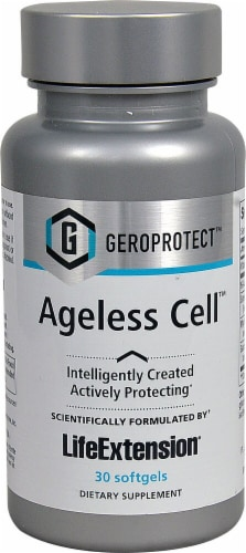Life Extension  GEROPROTECT™ Ageless Cell™ Perspective: front