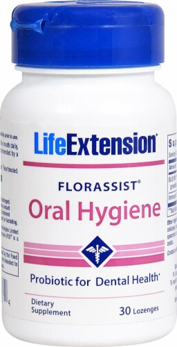 Life Extension  FLORASSIST® Oral Hygiene Perspective: front