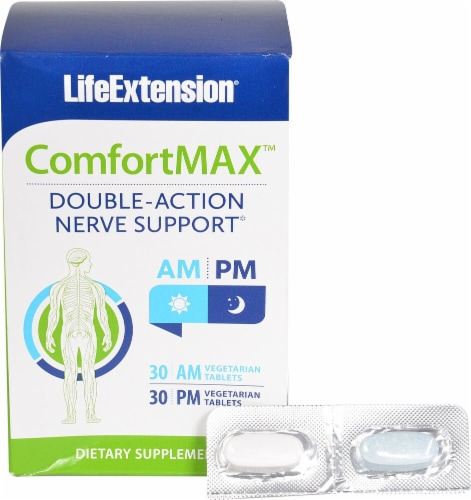 Life Extension  ComfortMAX™ AM PM Perspective: front