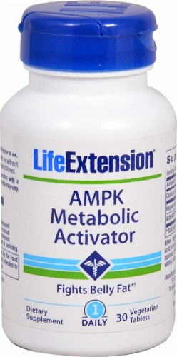 Life Extension  AMPK Metabolic Activator Perspective: front