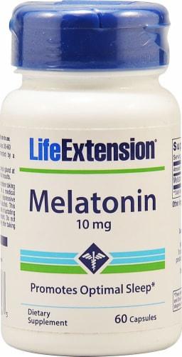 Life Extension  Melatonin Perspective: front