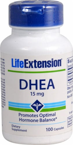 Life Extension  DHEA Perspective: front