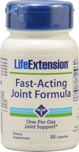 Life Extension  Fast Acting Joint Formula Perspective: front