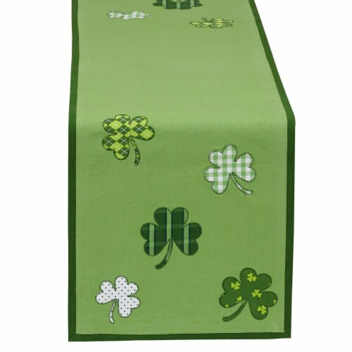 DII Lucky Day Table Runner Perspective: front