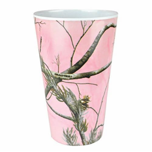Design Imports CRT34882 Pink RT Tumbler - Set of 12 Perspective: front