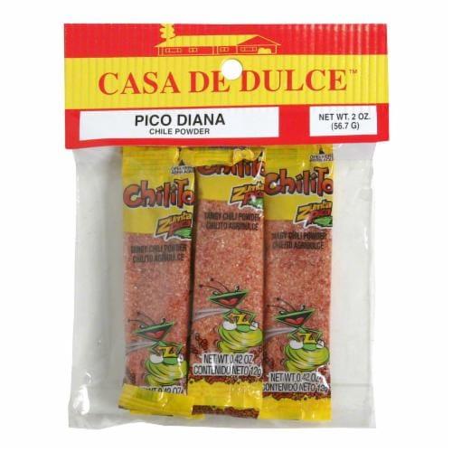 Casa de Dulce Pico Diana Perspective: front
