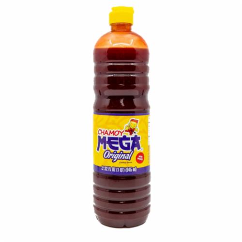 Mega Chamoy Original Sauce Perspective: front