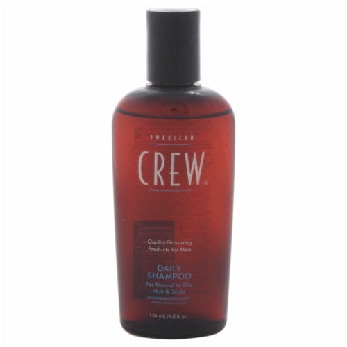 American Crew Daily Shampoo 4.2 oz Perspective: front