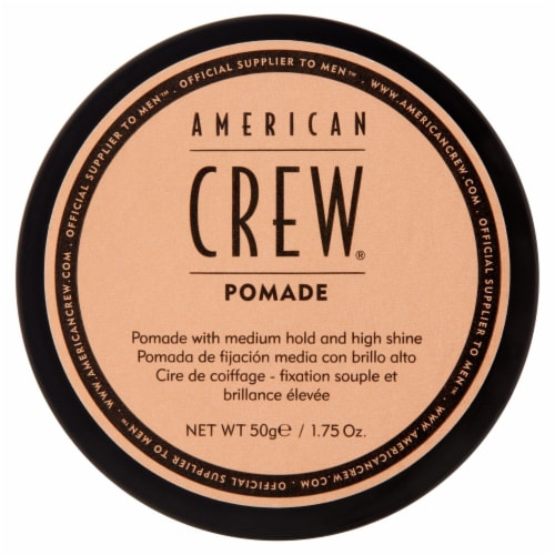 American Crew Pomade Perspective: front