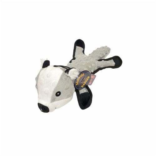 Steel Dog 54352 Badger with Tennis Ball & Rope Perspective: front