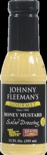 Johnny Fleeman's Honey Mustard Dressing Perspective: front