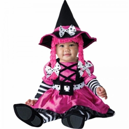 Infant Wee Witch Costume, Size 18-2T Perspective: front