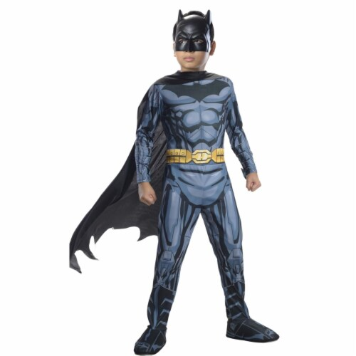 Batman Child Costume, Small Perspective: front