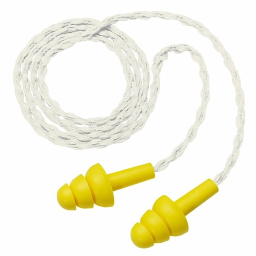 UltraFit plugs W-Cloth Cord,Hing Conservation Perspective: front