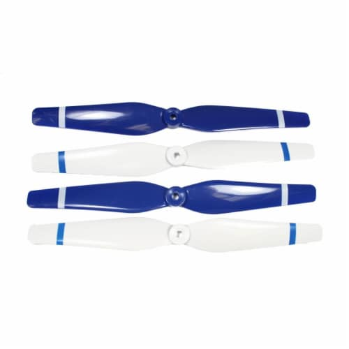 Rage RC RGR4207 Propellor Set for Imager 390 - 4 Piece Perspective: front