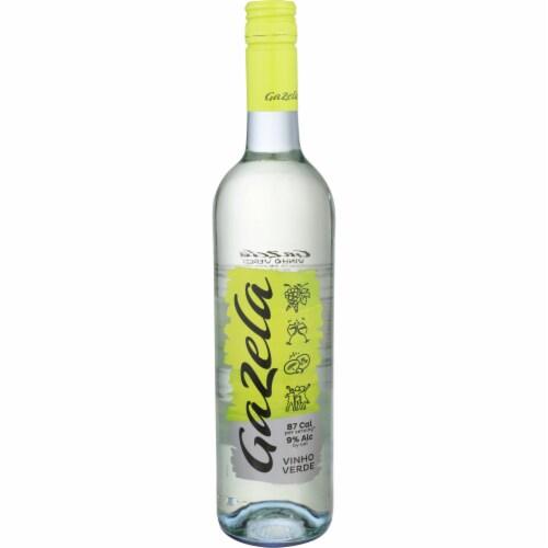 Gazela Vinho Verde White Wine Perspective: front