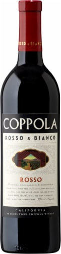 Francis Coppola Rosso Red Blend Perspective: front
