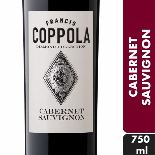 Francis Coppola Diamond Collection Cabernet Sauvignon Perspective: front