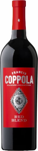 Francis Coppola Diamond Collection Red Blend Perspective: front