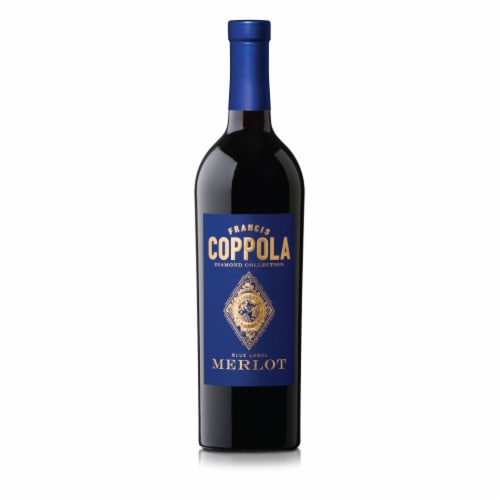 Francis Coppola Diamond Collection Merlot Perspective: front
