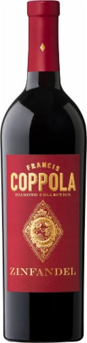 Francis Coppola Diamond Collection Zinfandel Perspective: front