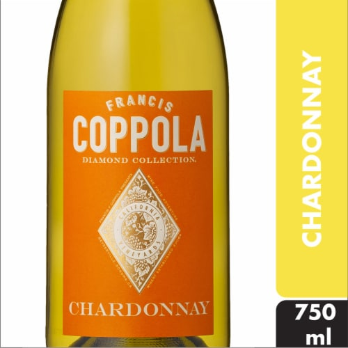 Francis Coppola Diamond Collection Chardonnay Perspective: front